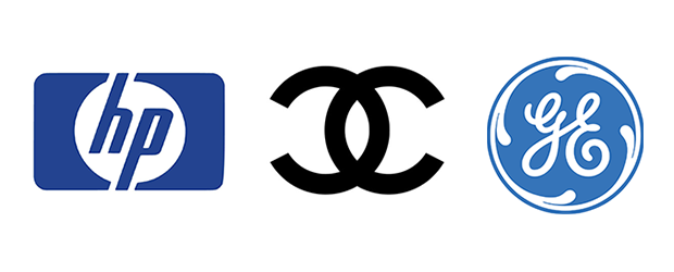 types-of-logos-letter-mark-hp-hewlett-packard-chanel-ge-general-electric3